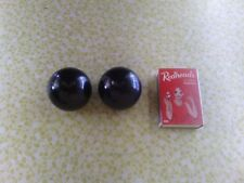 Lanz Bulldog vintage hot bulb tractor gear knobs. Set of 2 with M10 thread.