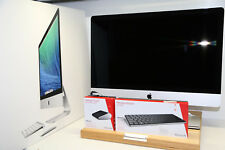 Apple iMac 27 Zoll A1419 Intel i5 3.4 CPU,500GB SSD, 8GB,GTX 775(Ende 2013) OVP