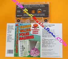 MC fisarmonica CLAUDIO RANALLI Tanghi valzer polke mazurke volume 1 no cd lp dvd