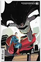 Batman Superman #12 Lee Weeks Variant (DC, 2020) NM