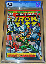 Marvel Premiere #21 CGC 9.2 (1st Full App of Misty Knight) (WHITE PAGES) KEY!!!!