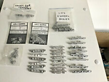 oo/gauge mixed white metal Bogie kits & other parts new old stock joblot.