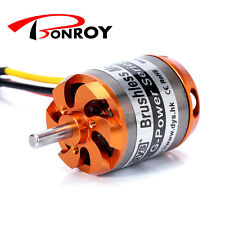DYS Brushless Motor 790KV D3548 for Remote Control Fixed Wing Aircraft Airplane