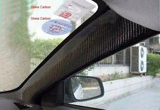 Carbon Fiber Inside A Pillar Cover 2pcs For Mitsubishi EVO 10 X EX 2008-2013