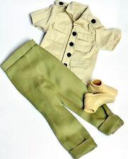Barbie Ken dolls Fashion clothes set shirt pants shoes for KEN doll