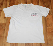 Assassin's Creed Rogue Rare Promo T-Shirt Size M PS3 Xbox 360 One PS4