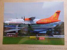 FIREFLY  ATR-72   9M-FYI