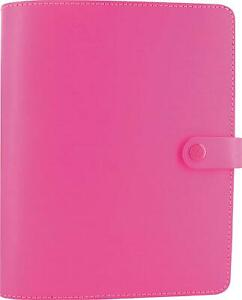Filofax 2021 The Original Fluoro Pink - A5, 6 Rings, Includes Week On 2 Pages x