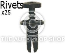 Clip rivet plastique panneau PEUGEOT 407 SW / SUBARU TRIBECA B9 25 Pack partie 10484mu