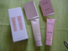 Hugo Boss Beauty Set, 2xParfümprobe,2xDuo Body Lotion, Ma Vie,The Scent For Her