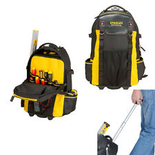 Stanley FatMax Backpack With Wheels and handle tool bag