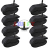"""8 x 26"""" inch Inner Bike Tube 26 x 1.75 - 2.125 Bicycle Rubber Tire Interior BMX"""