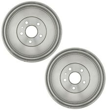 Pair Set of 2 Rear Brake Drums ACDelco Professional For Chevy Cruze 2011-2016