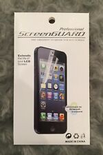 Professional Screen Guard Crystal Clear For Apple Iphone 4 - 4s includes 8 films
