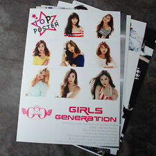 K-POP SNSD Girls' Generation 10 Posters Collection Bromide (10PCS)  A4 SIZE SNSD