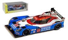 Spark S4640 Nissan GT-R LM Nismo #21 Nissan Motorsports Le Mans 2015 1/43 Scale
