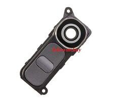 Camera Lens Cover/Frame Holder/Back Button For LG G4 H815 H810 H811 H812 Black