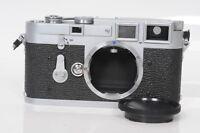 Leica M3 DS Rangefinder Camera Body Double Stroke Chrome                    #104