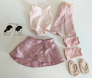 Retired American Girl 2005 Girl Of The Year Marisol Ballet Outfit EUC