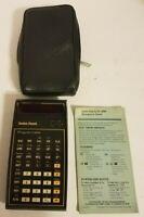 Radio Shack EC-4000 65-650 Programable Calculator AS IS COPY OF TEXAS TI-57 USA