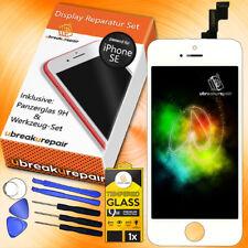 Display für iPhone SE LCD OEM Glas Komplett Front Weiß Displayeinheit White