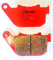 Pastillas Freno Trasero Para Sportster® '04-'13 Brembo Sintered Rear Brake Pads