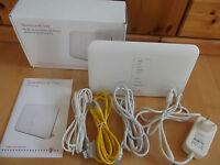 @ Router@Telekom  Speedport W 724 V @ mit OVP und Zubehör@