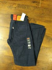 NWT MEN LEVIS 511 SLIM FIT 32x32 BLUE  PANTS 045111816  $68 NEW
