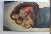 AK Deutschland Die Sixtinische Madonna - Raffaelo Santi ungebraucht #PF490