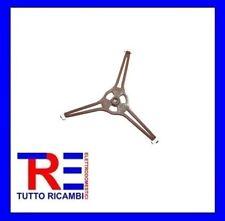 TRASCINATORE PIATTO MICROONDE + RUOTE RAGGIO 9 ADATTABILE DELONGHI GA1314 MJ1441