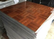 Huge Solid Oak Portable Dance Floor 1170 Sq Ft (selling per piece)