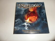 Cd   Rhapsody Of Fire  ‎– The Frozen Tears Of Angels
