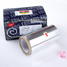 Manicure Tinfoil Foil For Highlighting & Colouring Hair Nails Box aluminium BY