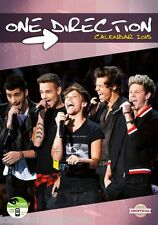 "ONE DIRECTION Calendario Calendar 2015  Include "" 12 Adesivi Sticker """