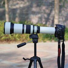 650-1300mm f/8.0-16 Telescope Ultra-telephoto Zoom Lens for Canon Nikon Pentax