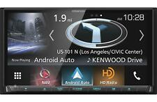 Kenwood DNX874S DDIN Navigation Radio DVD Carplay Android Auto Bluetooth