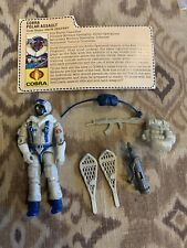 GI Joe ARAH Snow Serpent 1985 Vintage