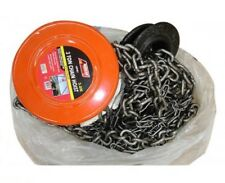 3 Ton 6000lb Chain Hoist Block and Tackle Lift Winch NEW FREE SHIPPING!