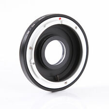 Canon FD FC Lens to Nikon AI F Mount Adapter w/ Glass for D750 D800 D7100 D7000