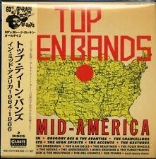 V.A.-TOP TEEN BANDS IN MID-AMERICA-JAPAN 2 MINI LP CD E25