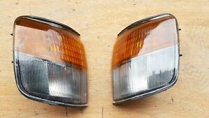 Corner Light Indicator Lamp For Mitsubishi Pajero NH NJ NK NL 91-00 Pair LH+RH
