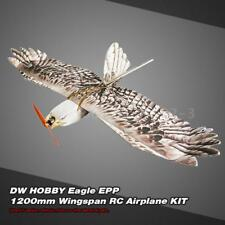 DW HOBBY Biomimetic Eagle EPP Mini Slow Flyer 1200mm span RC Airplane KIT E6R7