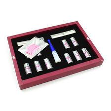 Eyelash Glue Perm Eyebrow Tint Eye Lash Curl Mascara Make up Extension Full Kits