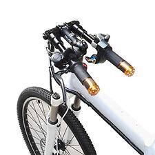 Folding Bicycle Cycling Handlebars MTB Bike Handle Bars 25.4mm 31.8mm Black New