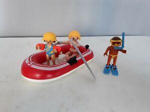 Playmobil  - 5439 - Urlauber mit Schlauchboot (24)