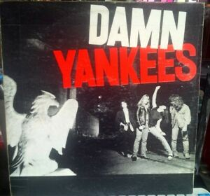 Damn Yankees–Damn Yankees Warner Bros.Records–7599-26159-1 DIDECA PRESS VG+ RARE