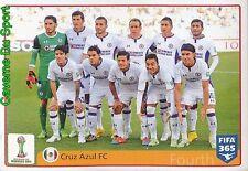 28 2014 CRUZ AZUL FC MEXICO FIFA CLUB WORLD CUP FIFA 365 PANINI