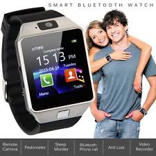 DZ09 Smart Watch Sim Phone Bluetooth Camera Android Compatible UK Stock
