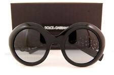 Brand New Dolce & Gabbana Sunglasses DG 4265 501/8G Black/Gradient Grey