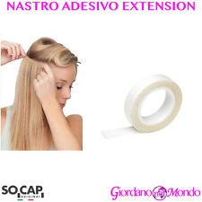 NASTRO ADESIVO PER EXTENSION HAIR BIOADESIVO SOCAP